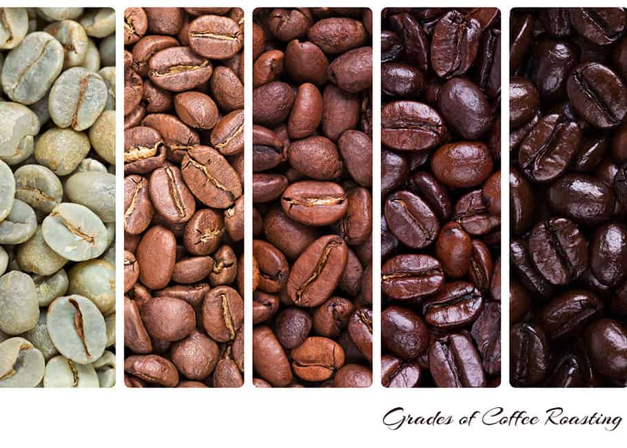 what-kind of roast for strong coffee