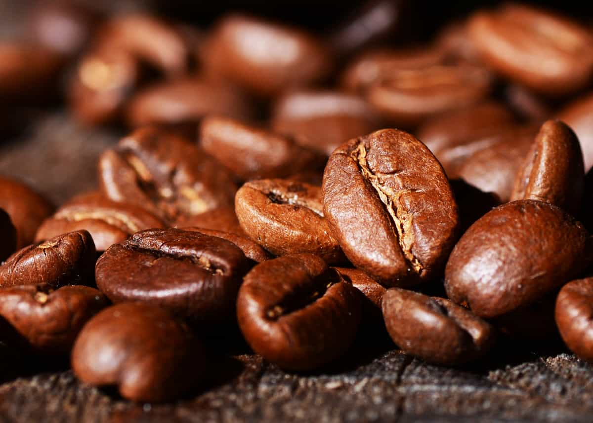 can you freeze coffee beans